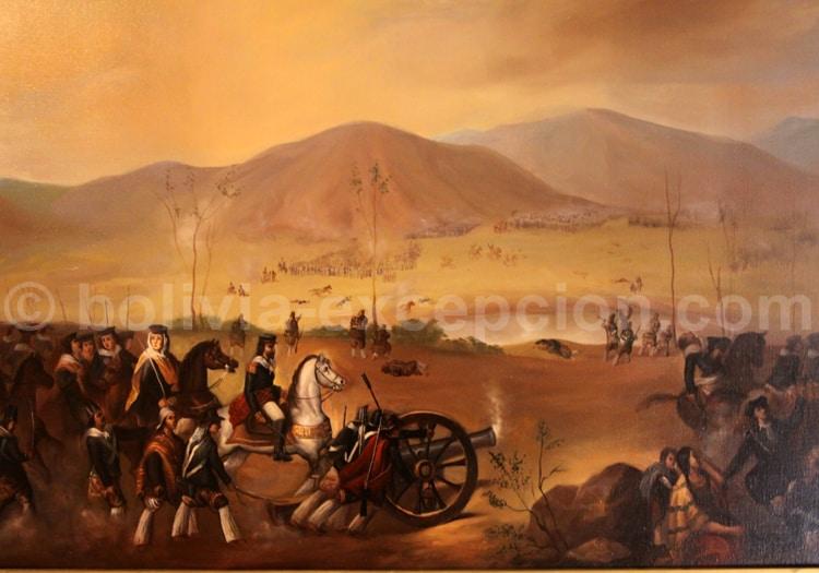 Rosario, Argentina 1812