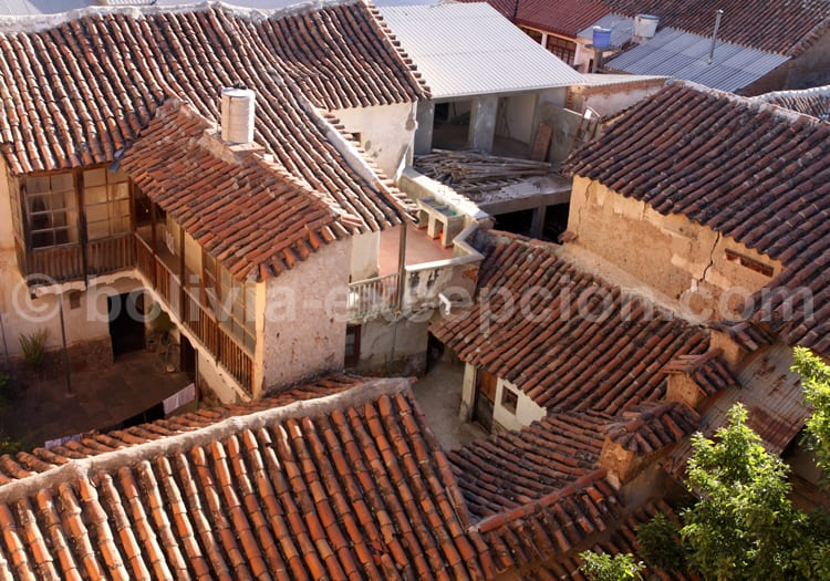 Sucre, ville coloniale