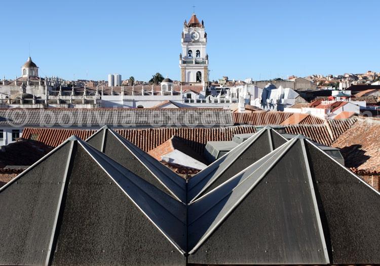 Cathédrale métropolitaine, Sucre