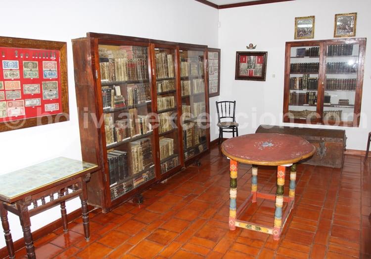 Bibliothèque du Couvent de Santa Teresa