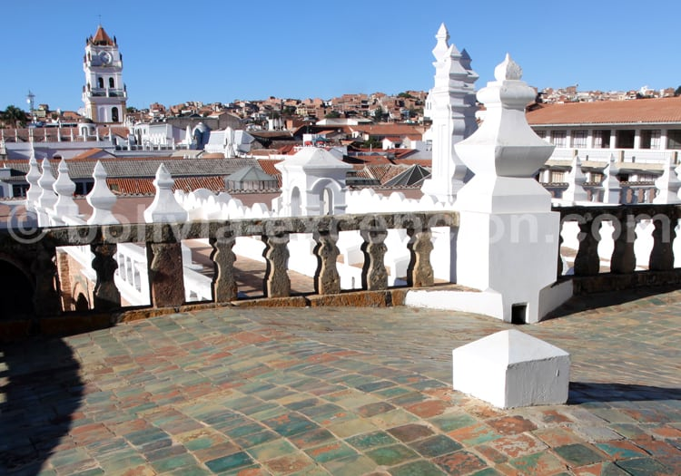 Héritage colonial, Sucre