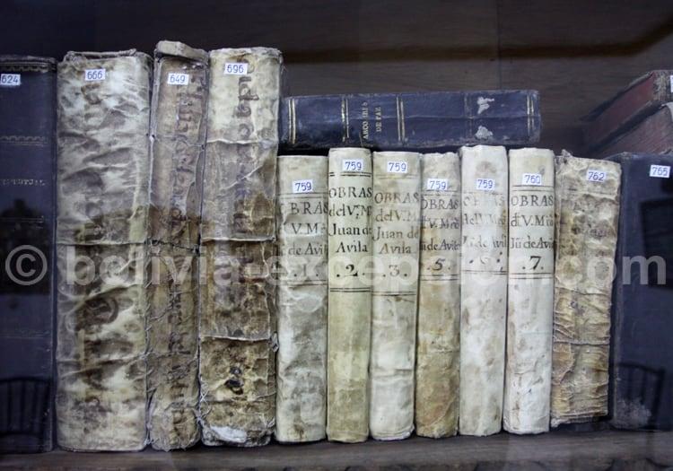 Anciens ouvrages littéraires