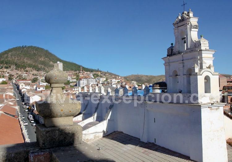 Architecture coloniale de Sucre