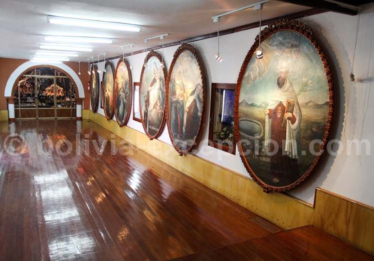 Oeuvres religieuses, Bolivie