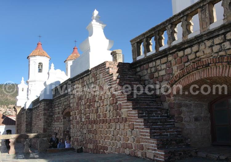 Ancien monastère San Felipe de Neri