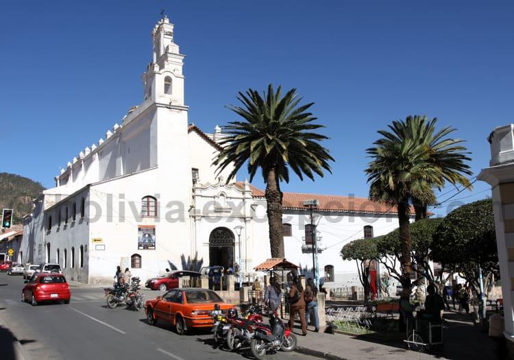 Basilique San Francisco de Charcas