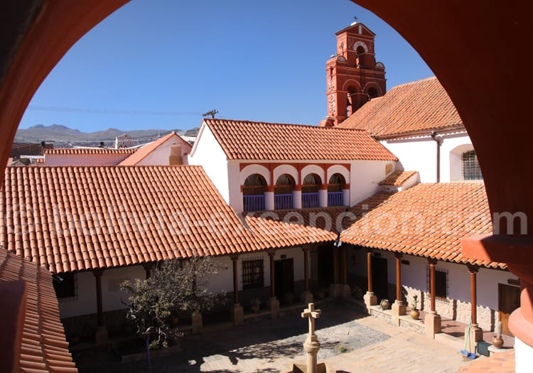 Cloître, Couvent de Santa Teresa