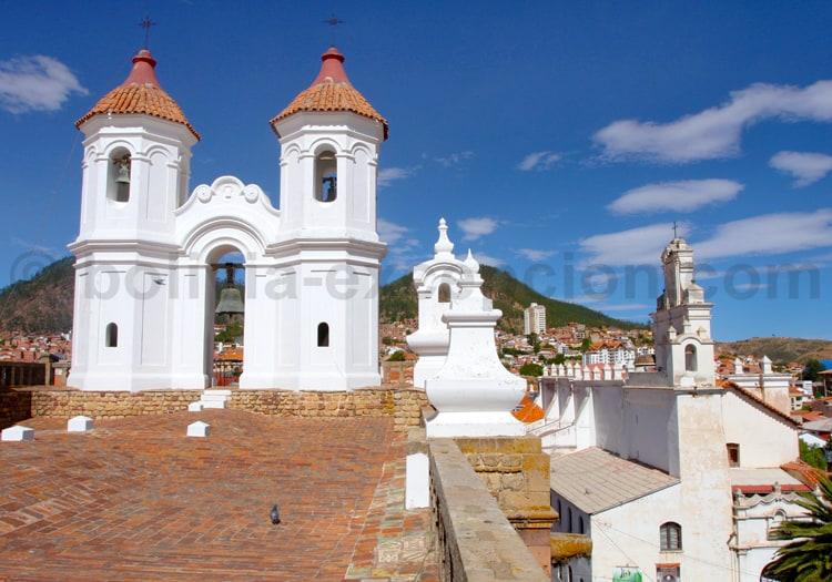 Convento San Felipe de Neri, Sucre