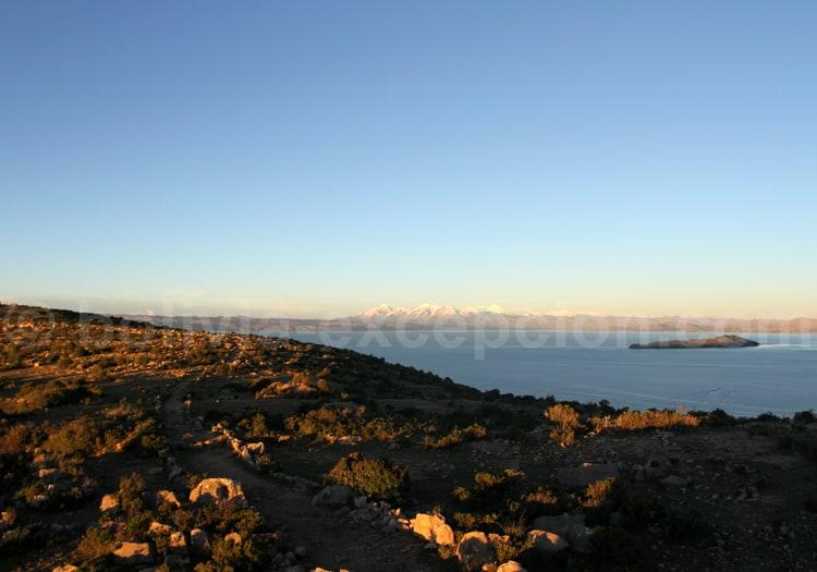 Isla de la luna, Bolivia