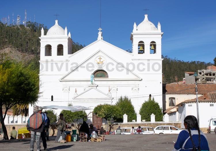 Monastère de la Recoleta, Sucre