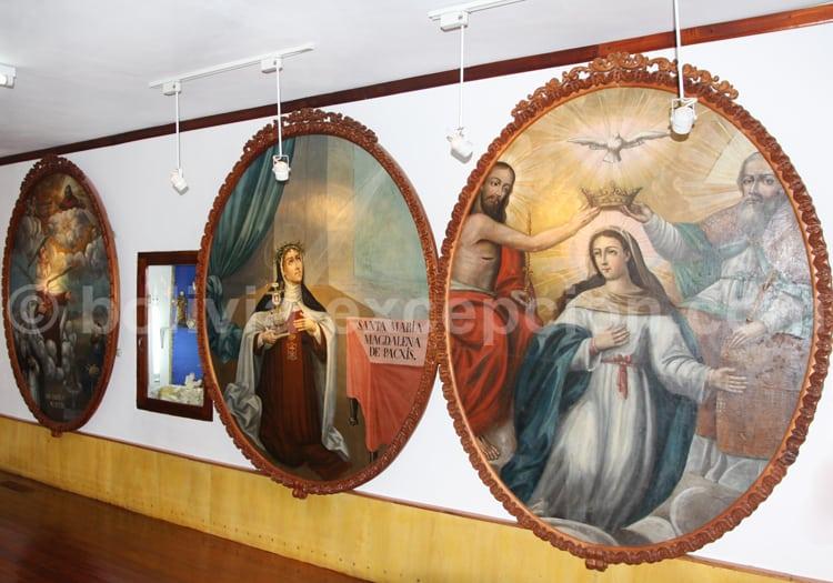 Marie de Magdalena, Couvent de Santa Teresa