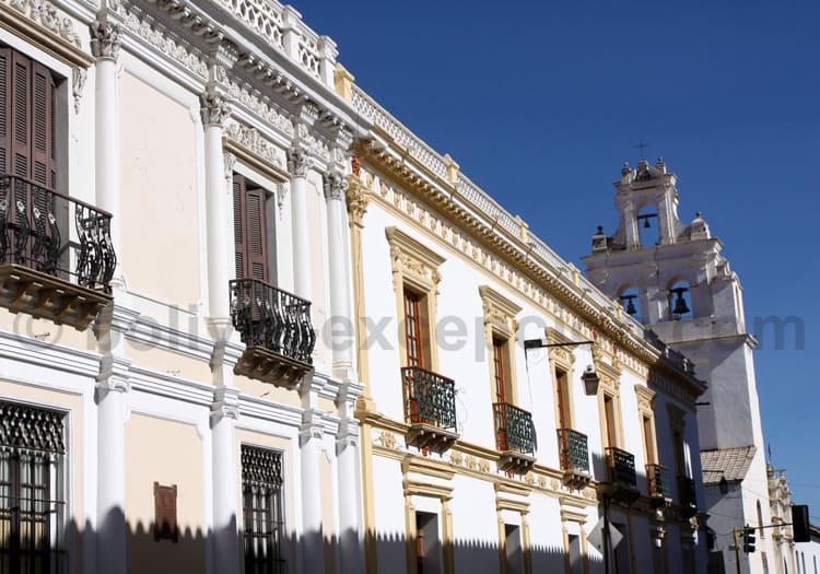 Style architectural de Sucre, Bolivie