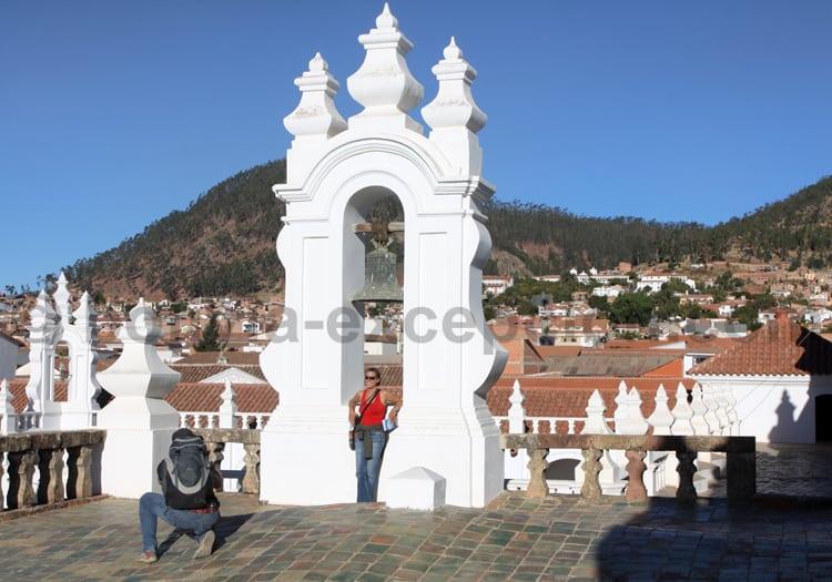 Clocher, ville de Sucre