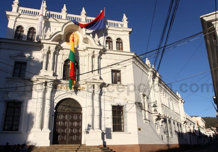 Université de Sucre, Bolivie
