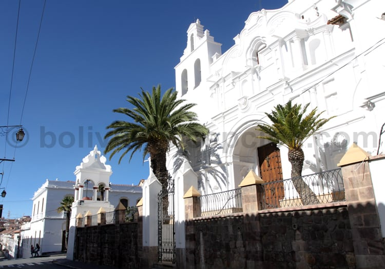 Monument religieux, Sucre