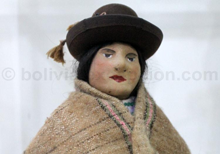 Paysanne Titicaca