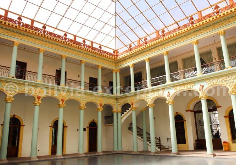Séjour de luxe en Bolivie