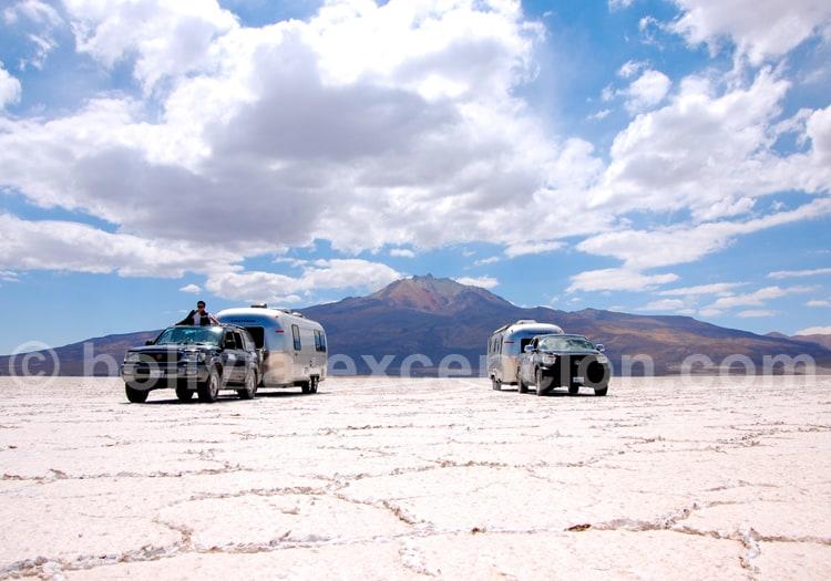 Escapade dans le salar d'Uyuni, Bolivie