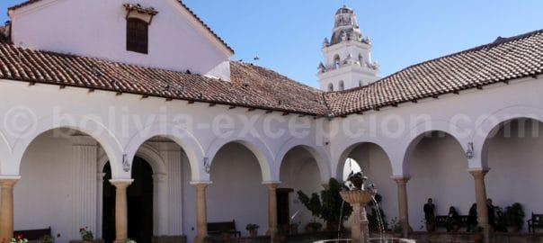 Ancien monastère jésuite, Sucre