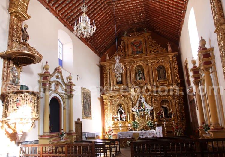 Chapelle du Couvent de Santa Teresa