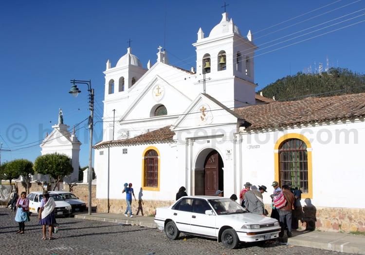 Ville de Sucre, Bolivie