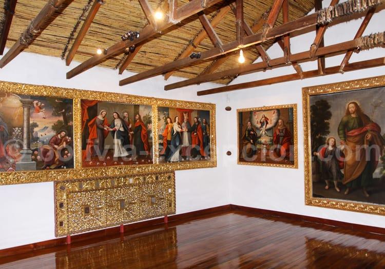 Art religieux, Potosi, Bolivie