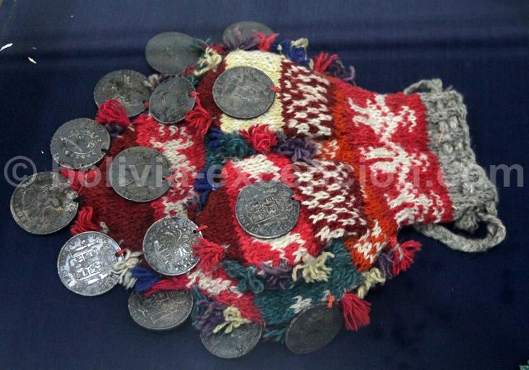 Porte monnaie criollo