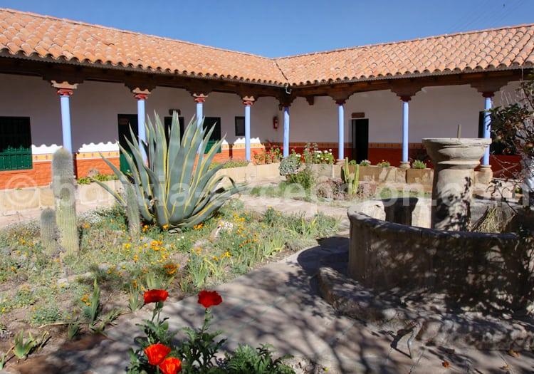 Jardin du couvent de Santa Teresa