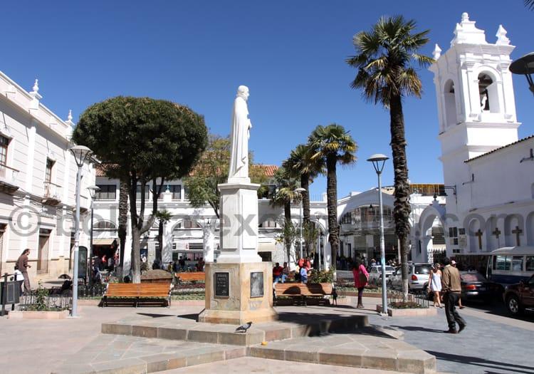 Sucre, ciudad blanca