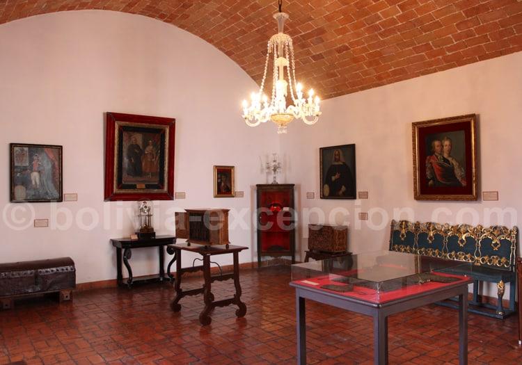 Palais colonial, Casa de la libertad