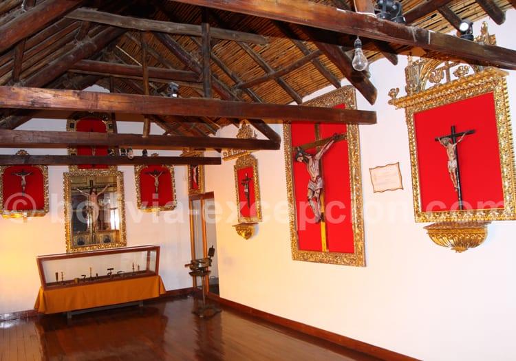 Musée d'art sacré, Potosi