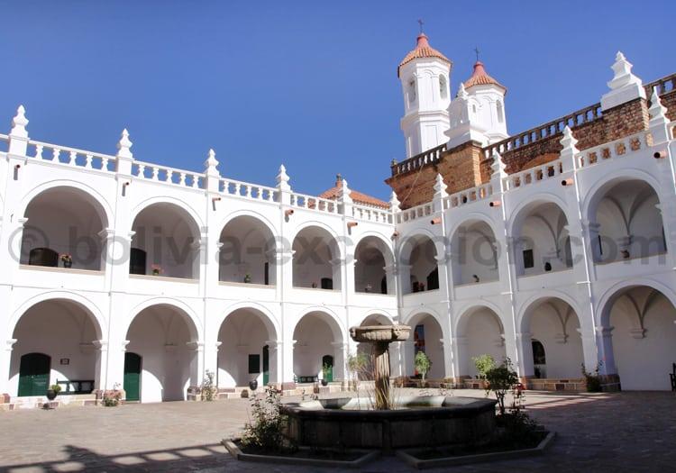 Architecture coloniale, Sucre