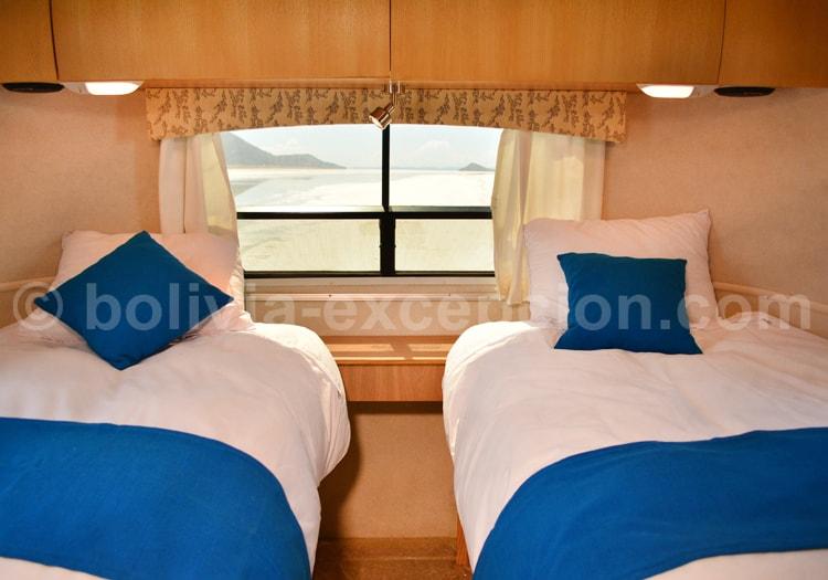 Nuit de luxe à Uyuni