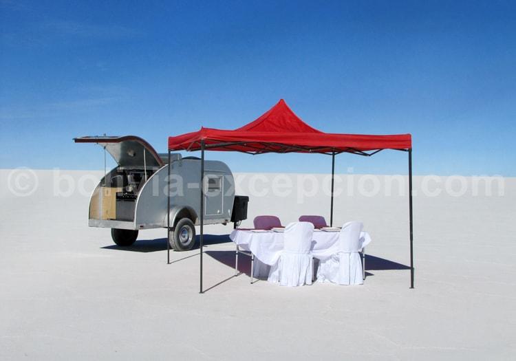 Séjour romantique au Salar d'Uyuni