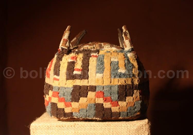 Coiffure Tiwanaku