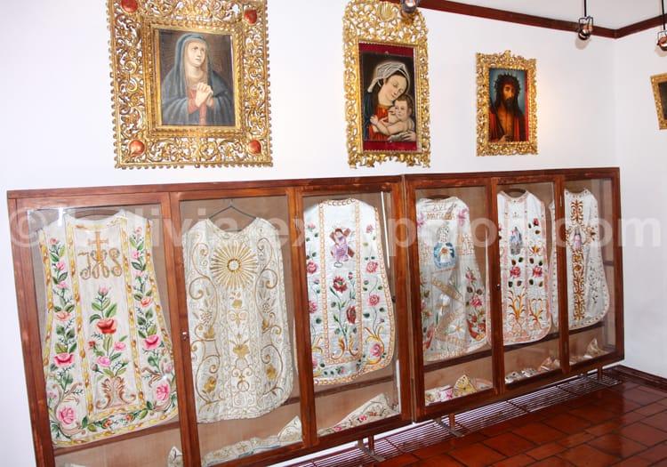 Exposition, Couvent de Santa Teresa