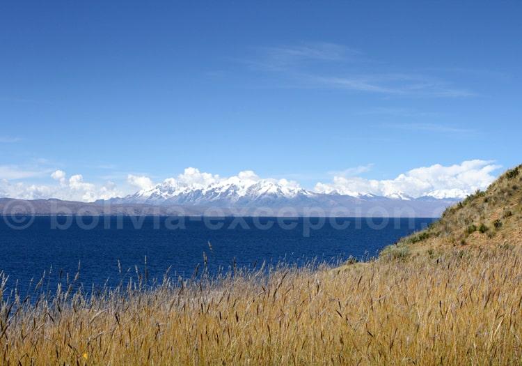 Berceau de l'empire inca, lac Titicaca