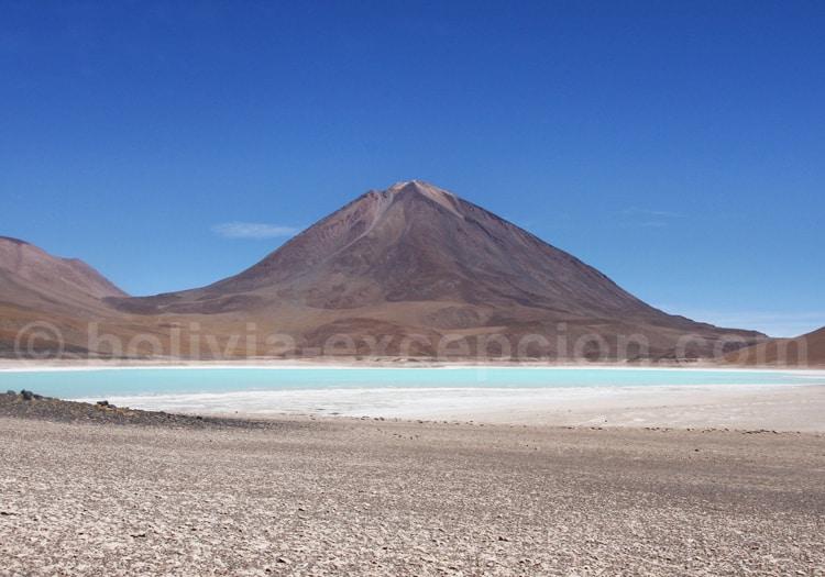 Volcan Licancabur, Bolivie