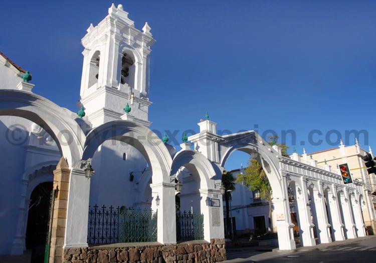 Monument historique, Sucre