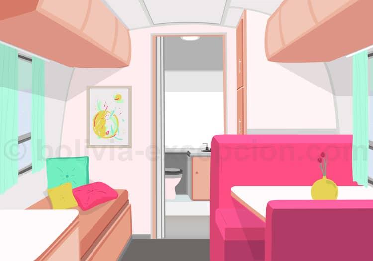Camping-car 3 - Uyuni