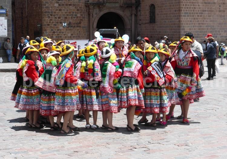 Tenues tradtionnelles, Pérou