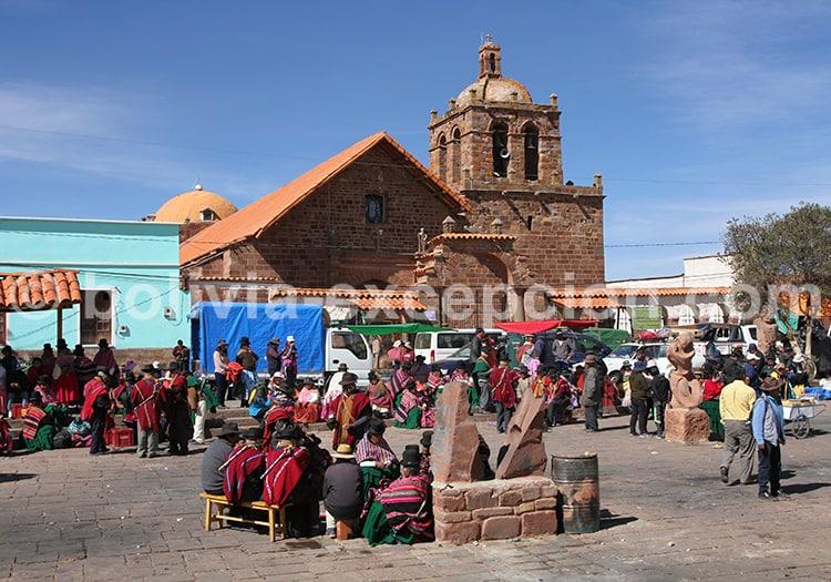 Fête de Tiwanaku