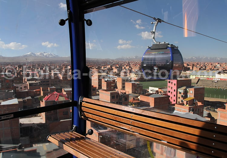 Transports en commun, La Paz