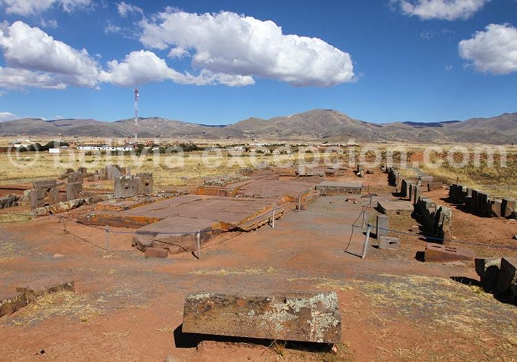 Ruines de Puma Punku