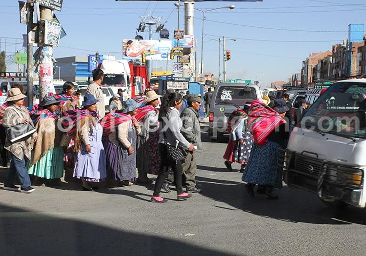 El Alto, La Paz, Bolivie
