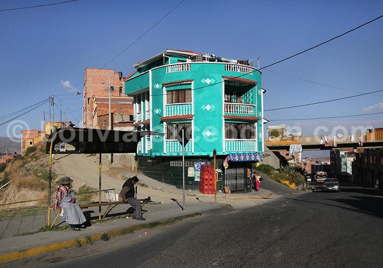 Chôlet, El Alto