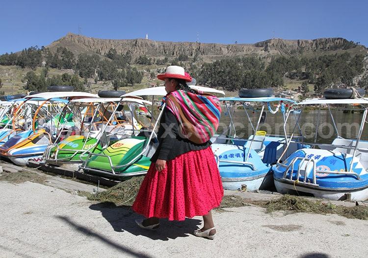 Achocalla, La Paz, Bolivie