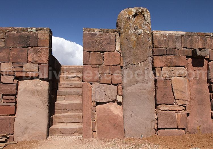Ruines de Tiwanaku