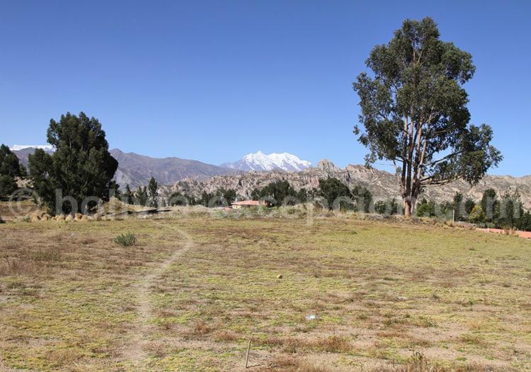 Nevado Illimani, La Paz, Bolivia