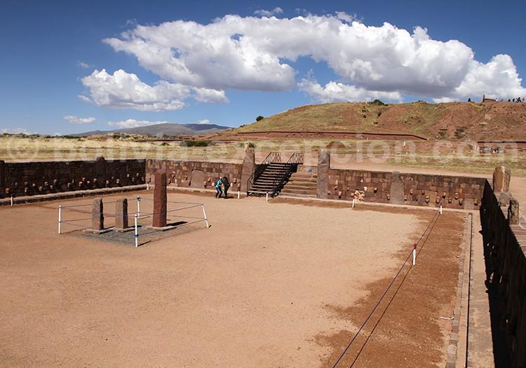 Centre spirituel de Tiwanaku